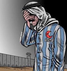 Antisemetic caricature