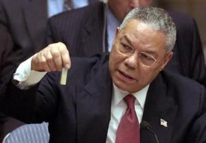 Powell Iran